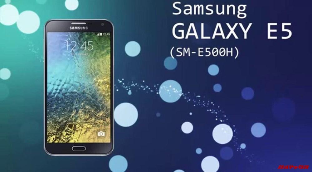 Galaxy E5/メモリ1.5GB