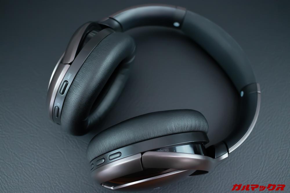 Mu6の外観は高級感の高いデザイン。