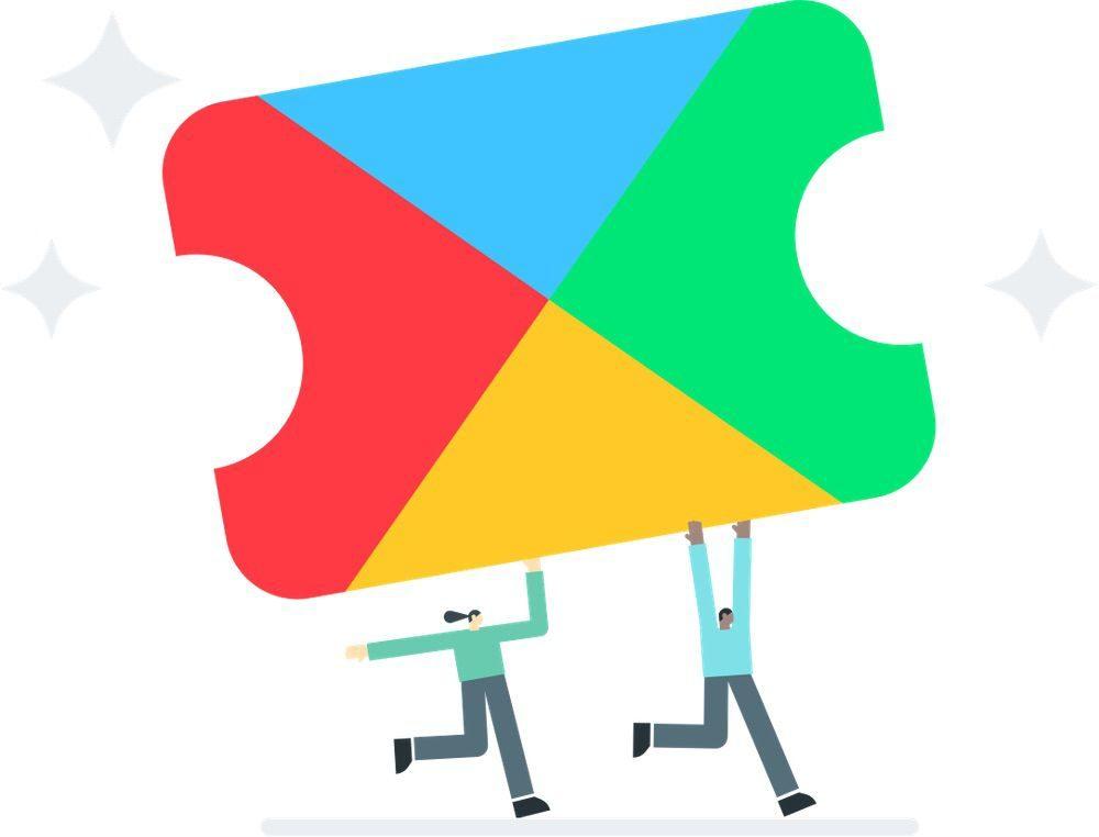GooglePlayパス1