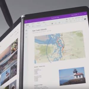 Microsoft、デュアルスクリーンのSurface、Androidスマホを含む新機種を発表!