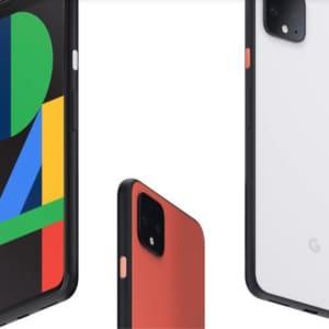 Google Pixel 4/XLが登場!価格は89,980円〜!