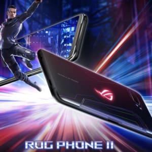 日本版のROG Phone Ⅱが登場。上位モデルだけど海外版のメモリ8GB版が約半額なので心が揺らぐ