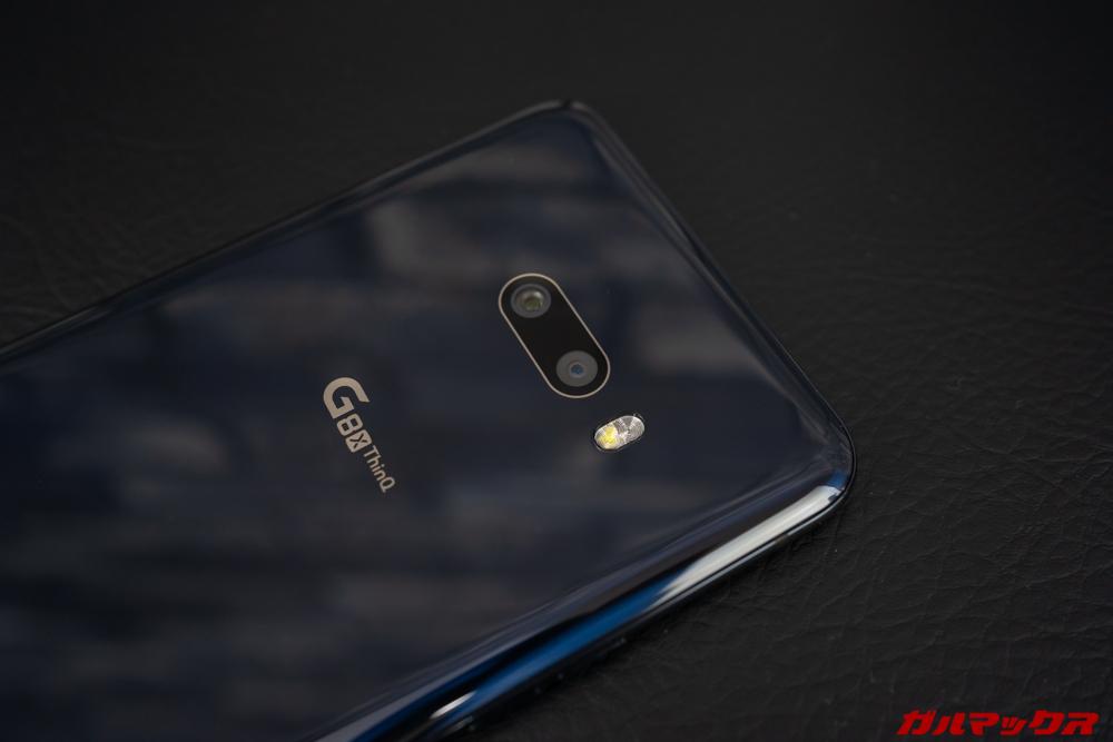 LG G8X ThinQはデュアルカメラを搭載
