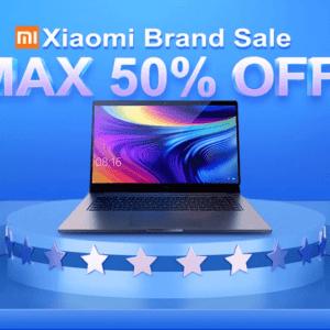 Xiaomi製品が最大50%オフで手に入る!Banggoodがセール祭りを開催!