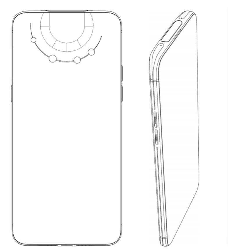 OPPOデザイン特許