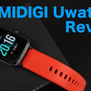UMIDIGI Uwatch3のレビュー!使って気になった・気にいったポイントまとめ!