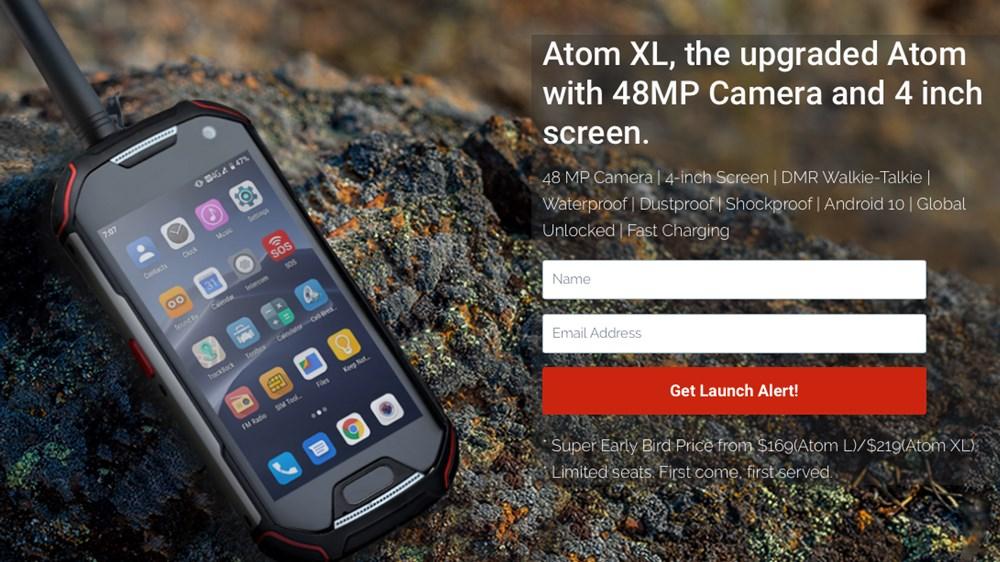 Unihertz Atom L/Atom XL