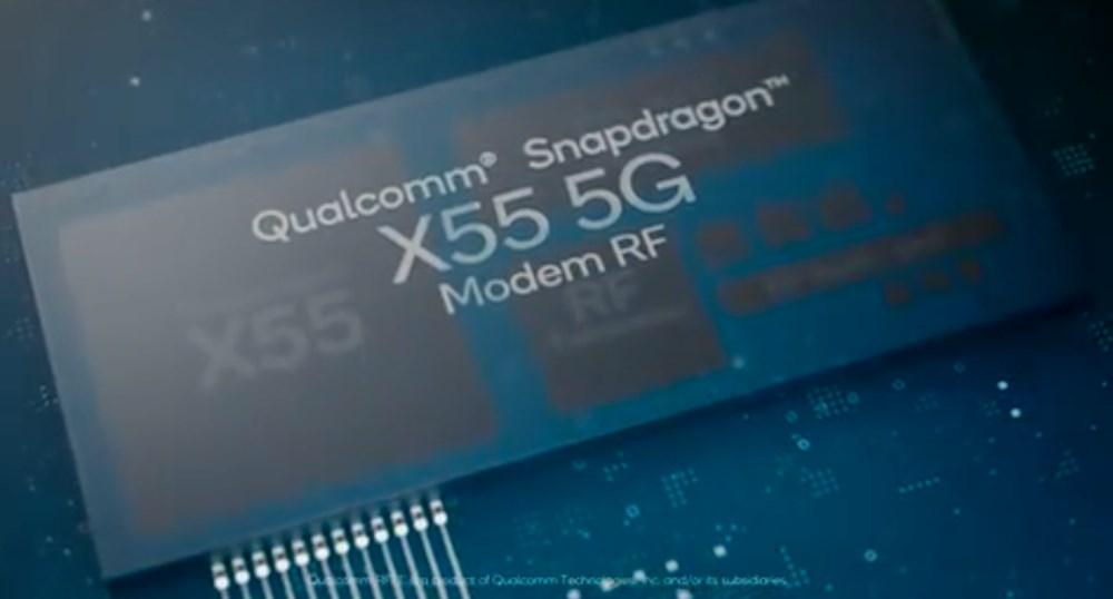 Snapdragon X55 5G Modem RF