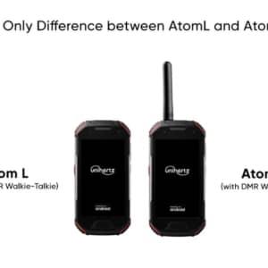 Unihertz Atom L/XLのスペック、対応バンド、価格、特徴まとめ!