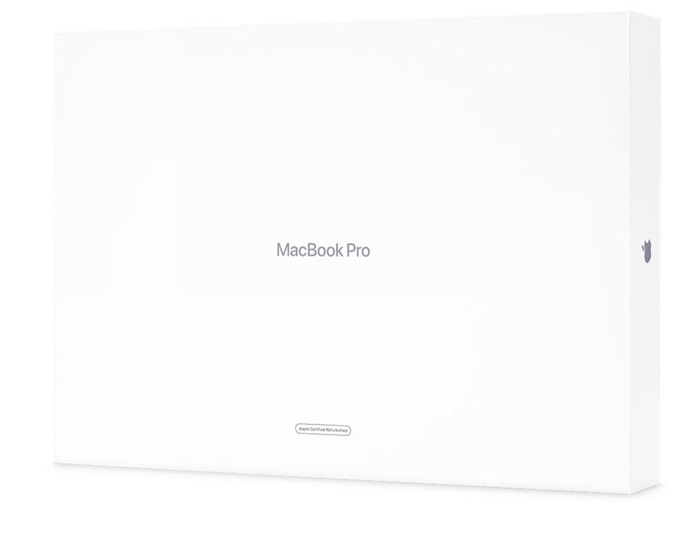 MacBook Pro 整備済み製品 外箱
