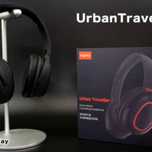 dyplay「UrbanTraveller2.0」のレビュー。コスパ最強と評判なANCとapt-X LL対応Bluetoothヘッドホンを試す