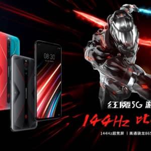 nubia Red Magic 5Gが登場!仕様が魅力なハイエンドゲーミングスマホ!
