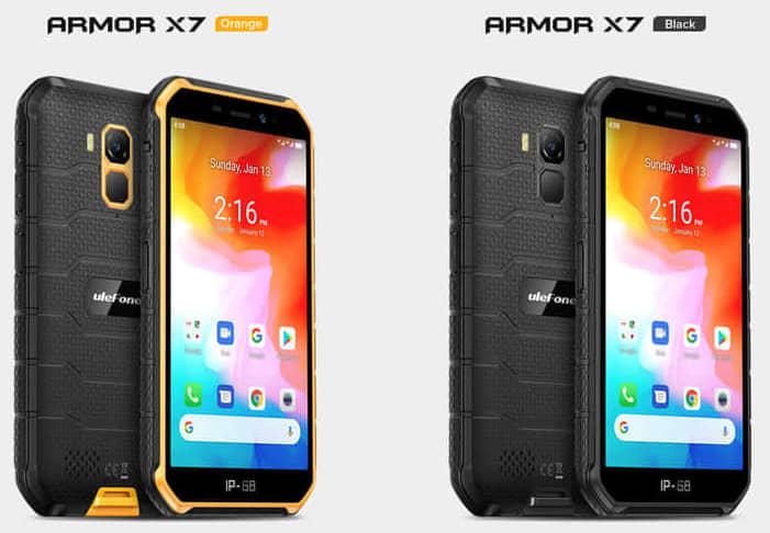 Ulefone Armor X7