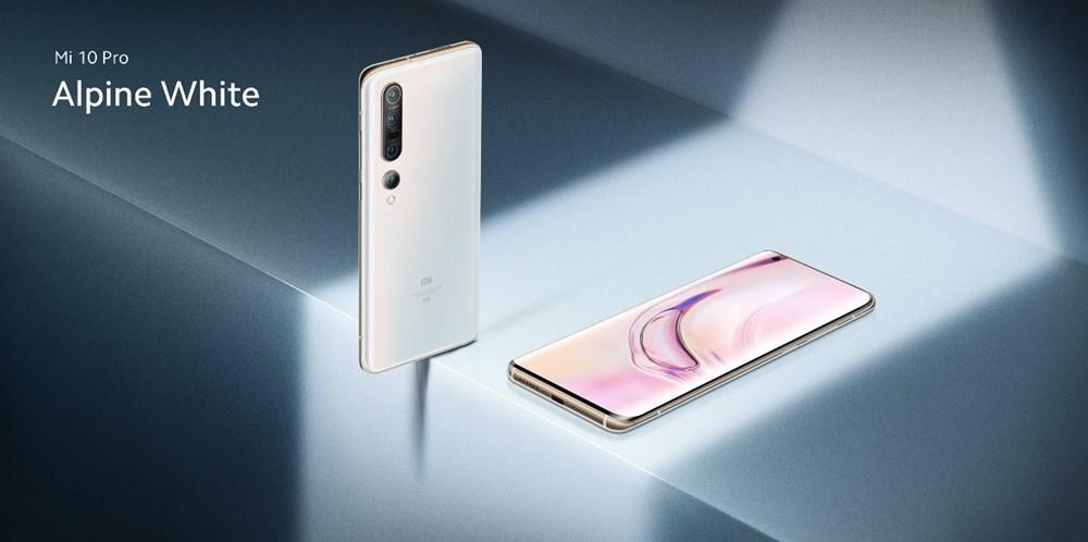 Xiaomi Mi10 Pro アルパインホワイト