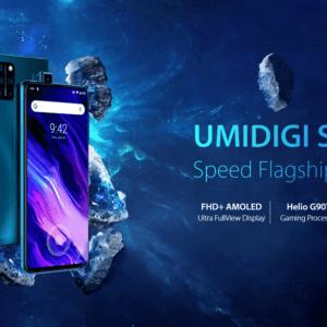UMIDIGI S5 Proのスペック、対応バンド、価格、特徴まとめ!