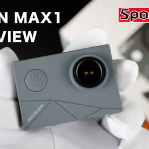 アクションカメラ「MUSON MAX1」レビュー!約1万円の手ブレ補正付き4K/60FPS対応モデルの実力は?