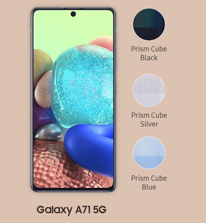 Galaxy A71 5G