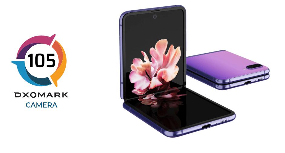 Galaxy Z Flip-DxOMark