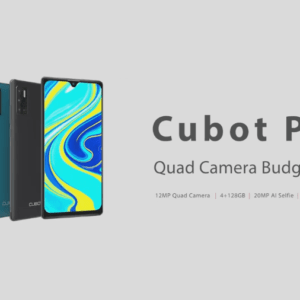 CUBOT P40のスペック・対応バンドまとめ!4カメラ搭載で約1.8万円!