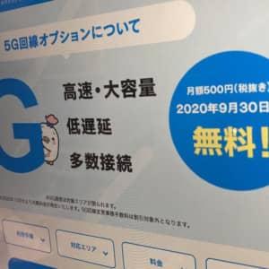 格安SIMで5G!LinksMate(リンクスメイト)が申込受付開始、9/30までオプション料金が無料