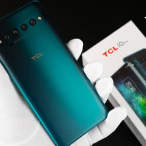 TCL 10 Proのレビュー!ミドルクラスながら高品質の外観、カメラとディスプレイが魅力!