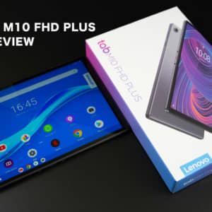 Lenovo Tab M10 Plusのレビュー!3万円で10インチ画面+ステレオスピーカー搭載ッ!メディア用途で最高のタブレットかも