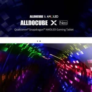 ALLDOCUBE X Neoのスペック・対応バンドまとめ!LTEや外付けキーボードにも対応、有機ELディスプレイ搭載