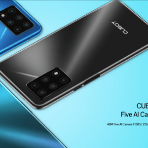 CUBOT X30のスペック・対応バンドまとめ!容量256GBで5眼カメラ!インパクト抜群なミドル機