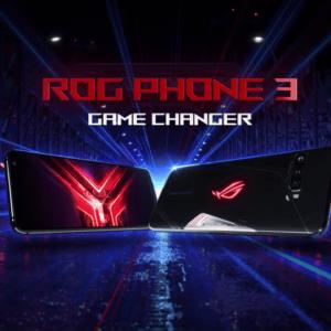 ROG Phone 3/Strixのスペック・まとめ!上位モデルはSnapdragon 865 Plusを搭載!