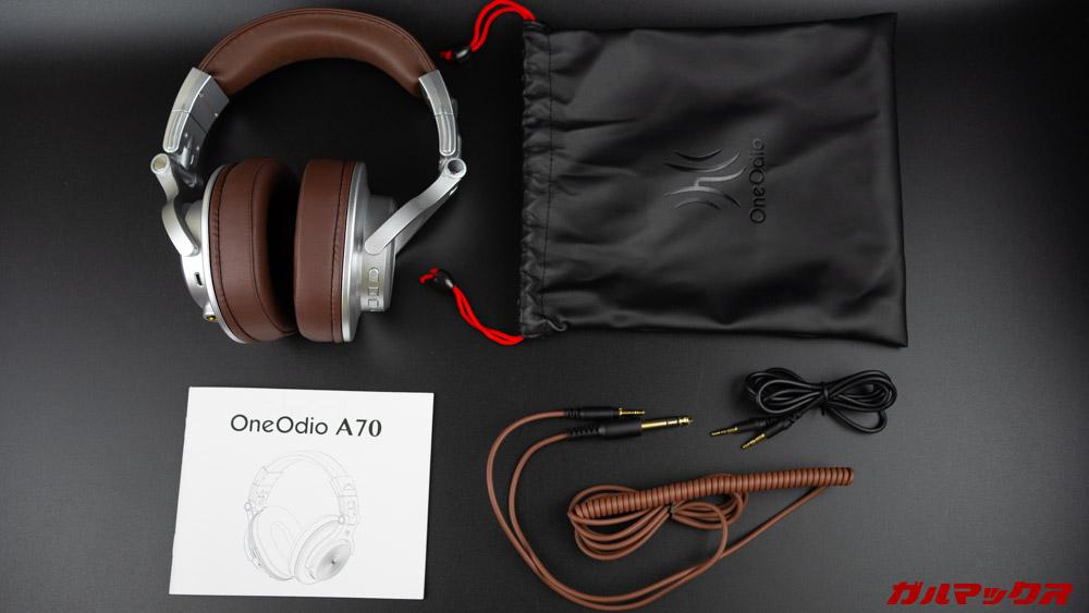 OneOdio Fusion A70
