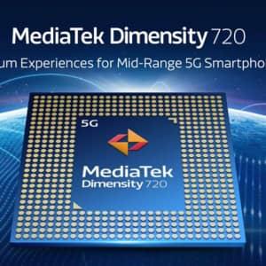 5G対応SoCのMediaTek Dimensity 720が登場!仕様をチェック!
