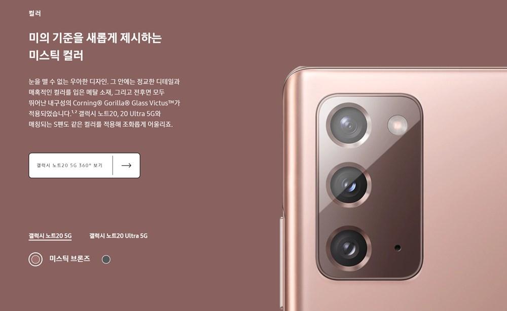 Galaxy Note20 Note20 Ultra