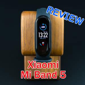 スマートバンド「Xiaomi Mi Band 5」レビュー!実際に使って良かった・イマイチに感じたところ