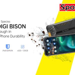 UMIDIGI BISONのスペックまとめ!3万円で買えるクアッドカメラ、独自キー搭載のタフネスモデル!