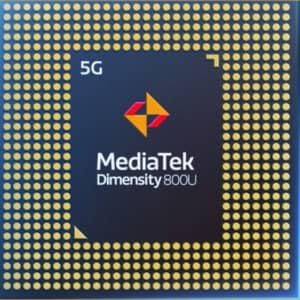 MediaTeKからDimensity 800Uが登場!VoNR対応の5GミドルレンジSoC!