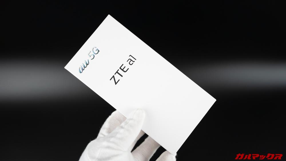 ZTE a1 ZTG01