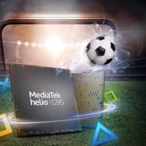 Helio G95が登場!高水準なMediaTekのミドルレンジゲーミングSoC!