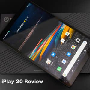 10.1型LTEタブレット ALLDOCUBE iPlay 20のレビュー!