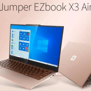 EZbook X3 Airのスペックまとめ!重量1.06Kgで超軽量!4万円以下で手に入るノートパソコン!