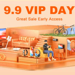 Banggood、14周年記念の本番セールがスタート!激安クーポンをどうぞ!