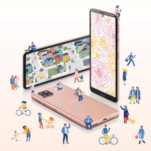 AQUOS Sense4のスペックまとめ!Snapdragon 720G搭載で性能が大幅アップ!