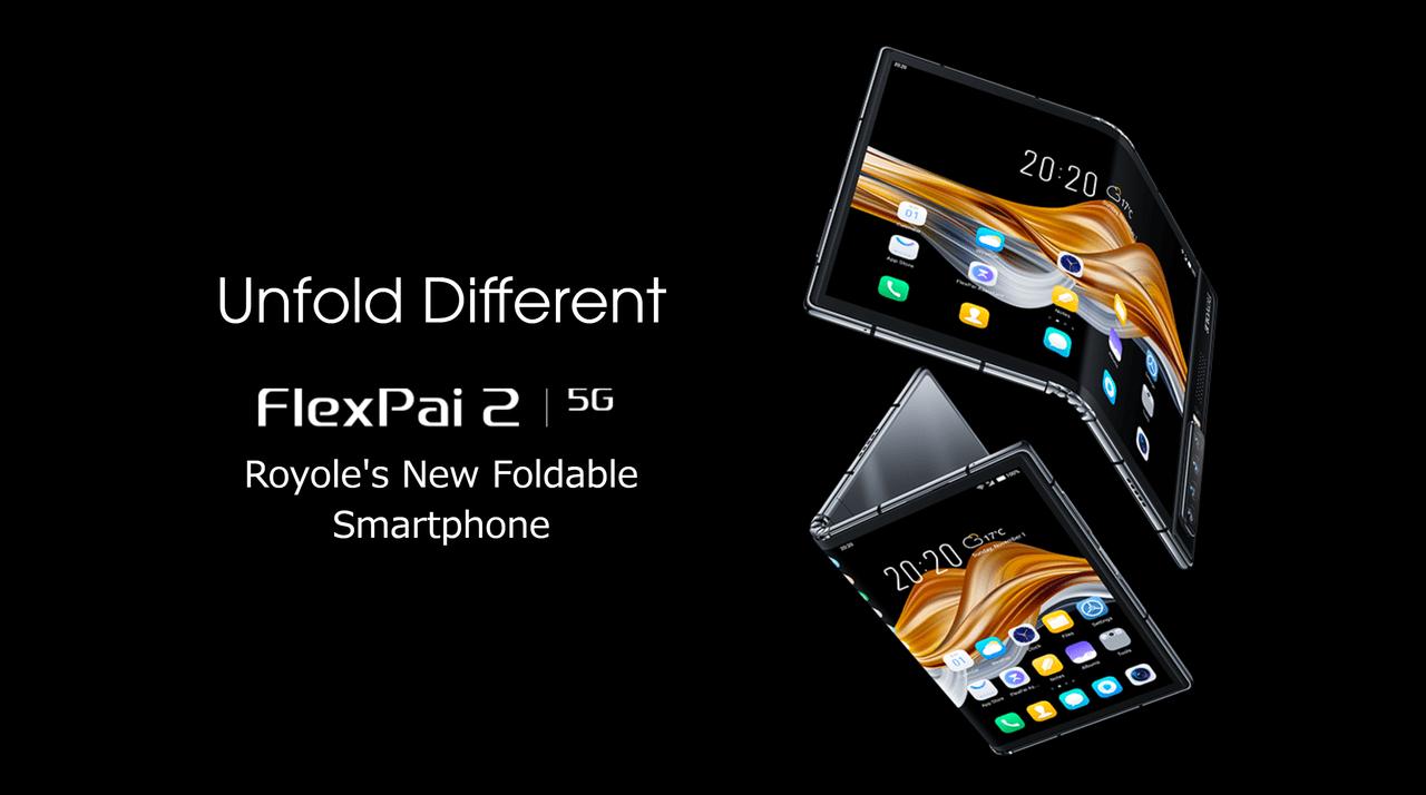 Royole Flexpai 2 5G