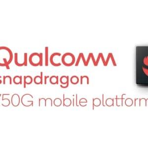 Snapdragon 750Gが登場!Snapdragon 730Gの後継に位置付けられるミドルレンジ上位SoC!