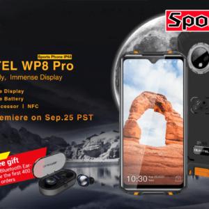OUKITEL WP8 Proのスペックまとめ!5,000mAhバッテリーで約2.1万円の強靭タフネスモデル!