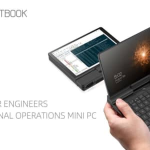 One-Netbook A1はエンジニア向けのUMPC!RS-232やRJ-45ポートを搭載!