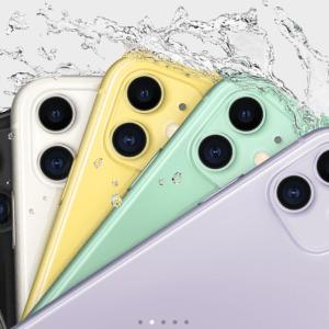 Apple StoreにてiPhone 11とiPhone XRが1万円値下げ!11 Pro(Max)は発売終了