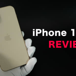 iPhone 12 Proのレビュー!