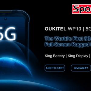 OUKITEL WP10 5Gのスペックまとめ!タフネスモデルで対応バンド優秀なミドルハイ