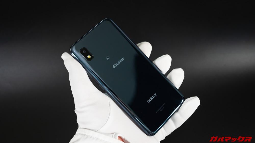 Galaxy A21(SC-42A)
