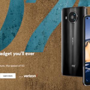 Nokia 8 V 5G UWのスペックまとめ!ZEISS監修クアッドカメラ搭載の5Gミドルハイモデル!